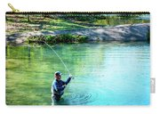 The Fisherman Carry-all Pouch