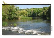 the ford at Etal on river Till Carry-all Pouch