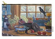 The Good Harvest Country Kitchen By Richard Pranke Carry-all Pouch