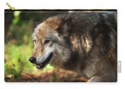 The Gray Wolf Carry-all Pouch