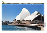 The Iconic Sydney Opera House.  Carry-all Pouch