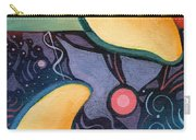 The Joy Of Design L I I Carry-all Pouch by Helena Tiainen