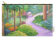 The Lilac Path - Rest Awhile Carry-all Pouch