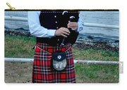 The Lone Piper Carry-all Pouch