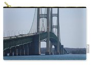 The Mighty Mackinac Bridge Carry-all Pouch
