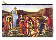 The Mirror Of Venus 1875 Carry-all Pouch