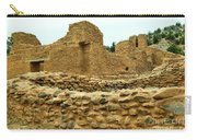 The Mission At Jemez Springs Carry-all Pouch