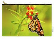The Monarch Butterfly Carry-all Pouch