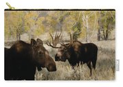 The Moose Rut Carry-all Pouch