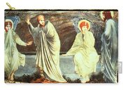 The Morning Of The Resurrection 1882 Carry-all Pouch