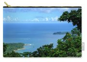 The North Bay As Seen From Mount Harriett Carry-all Pouch