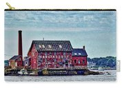The Paint Factory, Gloucester, Massachusetts Carry-all Pouch