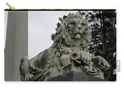 The Patterson Lion Carry-all Pouch