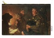 The Pipes By Firelight Carry-all Pouch