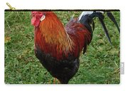 The Pose Of The Rooster Carry-all Pouch