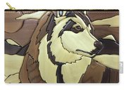 The Proud Husky Carry-all Pouch