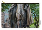 The Puritan Statue Carry-all Pouch