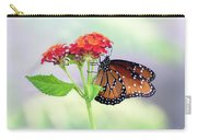 The Queen Of Butterflies  Carry-all Pouch