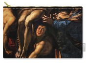 The Raising Of The Cross, 1620 Carry-all Pouch