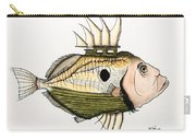 The Real John Dory Carry-all Pouch