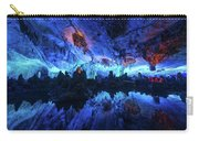 The Reed Flute Cave, In Guangxi Province, China Carry-all Pouch
