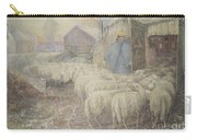 The Return Of The Shepherd Carry-all Pouch