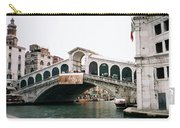 The Rialto Bridge  Carry-all Pouch