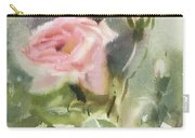 The Rose From A Misty Appalachia Carry-all Pouch
