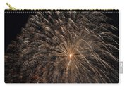 The Saint Louis Missouri 4 Of July Fireworks Carry-all Pouch