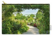 The Scent Of Monet Carry-all Pouch