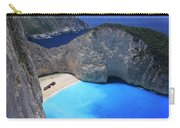 The Shipwreck Beach Zakynthos Greece Carry-all Pouch