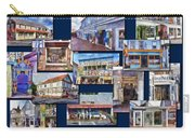 The Shops Of Provincetown Cape Cod Massachusetts Collage Pa Carry-all Pouch