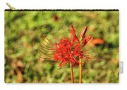 The Spider Lily Carry-all Pouch