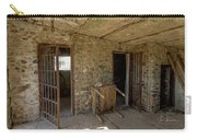 The Stone Jailhouse Interior Carry-all Pouch
