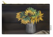 The Sun Flowers  Carry-all Pouch