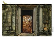 The Temple Carry-all Pouch by Jaroslaw Blaminsky