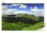 The Top Of Independence Pass Carry-all Pouch