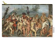 The Triumph Of Bacchus Carry-all Pouch