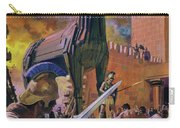 The Trojan Horse Carry-all Pouch