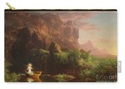 The Voyage Of Life Childhood, 1842 Carry-all Pouch