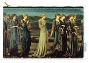 The Wedding Of Psyche 1895 Carry-all Pouch