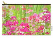 The World Laughs In Flowers - Primula Carry-all Pouch