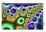 These Eyes Are Green Carry-all Pouch by Don Northup