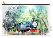 Thomas The Tank Engine In Buckfastleigh Carry-all Pouch