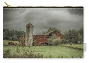 Threatening Skies Carry-all Pouch by Judy Hall-Folde