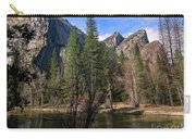 Three Brothers, Yosemite National Park Carry-all Pouch