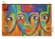 Three Graces  Carry-all Pouch