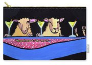 Three Sheeps To The Wind  Carry-all Pouch