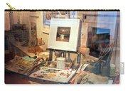 Through An Artists Window Carry-all Pouch