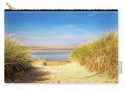 Through The Dunes Over To Budle Bay Carry-all Pouch